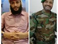 مدير أمن عدن يهنئ قائد كتيبة الإحتياط الثانية وقطاع المنصورة  بمناسبة دخوله القفص الذهبي
