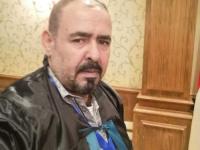 """عضو الجمعية الوطنية """" عبدالله عليان""""  يهنئ """" أبو باسل الحدي """" حصوله على الدبلومة في التحكيم الدولي"""