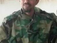"""القائد كمال الحالمي يعزي باستشهاد العقيد """"علي أحمد مساعد"""""""