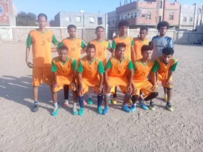 فريق الأماجد يلحق بركب المتأهلين إلى دور الثمانية من بطولة العيسائي الفرق الشعبية باتيس أبين