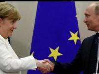 ميركل إلى موسكو لمناقشة تطورات الشرق الأوسط مع بوتين