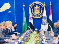 الاتحاد الأوربي يشيد بتعاطي الانتقالي مع اتفاق الرياض ويعبر عن رغبته للعمل المشترك معه