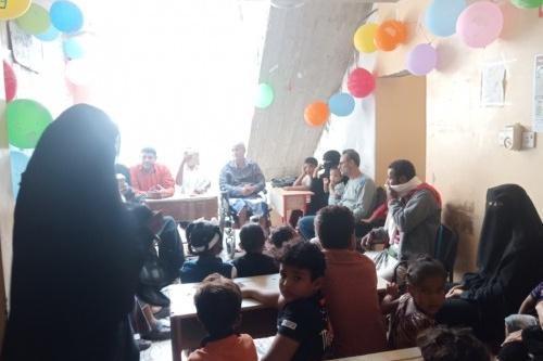 جمعية بناء وتنمية قدرات المرأة بالمخزن تنظم دورة تأهيلية وترفيهية للأطفال ذوي الإعاقة بمشاركة جمعية باتيس للمعاقين