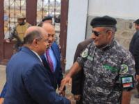 نائب رئيس الوزراء يشيد بقوات حماية المنشآت ودورها في تأمين المؤسسات الحكومية