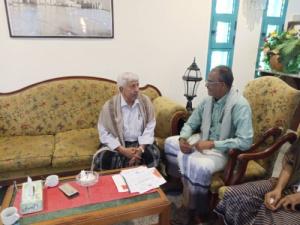 وزير الصحة والسكان يطلع على خطة تشغيل المستشفى التخصصي الخيري للكلى ويؤكد استمرار دعمه