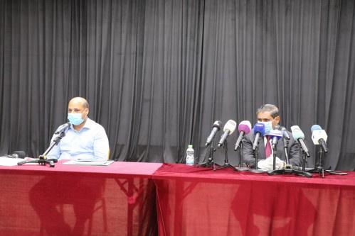 المحافظ البحسني يرأس اجتماعاً موسعاً لمناقشة الإجراءات المتبعة لمجابهة فيروس كورونا
