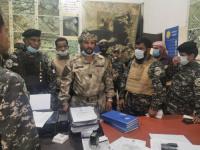 المشوشي يزور مقر قيادة قوات حماية المنشآت الحكومية