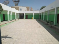 اللجنة الصحية في انتقالي لحج تتفقد المحجر الصحي ومستشفى ابن خلدون العام