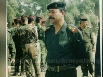 الإفراج عن قائد الحرس الجمهوري في عهد صدام حسين العميد الركن برزان المجيد