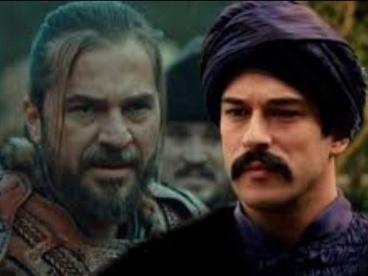 تورغوت ألب يعود بجنازة ارطغرل الغازي الى قبيلة الكايي الحلقة 1 (الأولى) من الجزء الثاني من مسلسل قيامة المؤسس عثمان