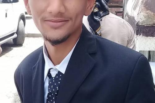 """مبارك عقد القران """" حسان بن معنس """""""