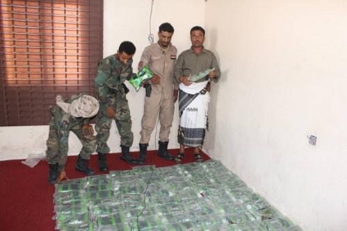عبدالرحمن شيخ.. يبعث رسالة شكر وتقدير إلى الرجال الأشاوس والأسود الميامين المرابطين في نقطة دوفس