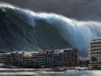 الأرض على موعد مع أقوى تسونامي يهدد البشرية
