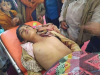 A child was killed by Houthi militia snipers in Maris, North Al-Dhalea