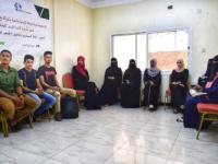 مؤسسة سدرة للاستجابة الانسانية والتنمية تقيم دورة تدريبية ضمن مشروع كاميرا الفرص المهنية