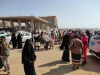الجمعية التعاونية السكنية لأسر شهداء وجرحى الحرب تواصل صرف أراضي  المرحلة الأولى في عدن