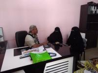 """فريق مبادرة """" دوائي لي ولغيري """" تناقش رؤيتها مع السلطة المحلية في محافظة لحج"""