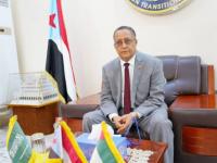 الدكتور الخبجي يعقد لقاءً موسعاً مع قيادات عدد من الوحدات والألوية العسكرية الجنوبية