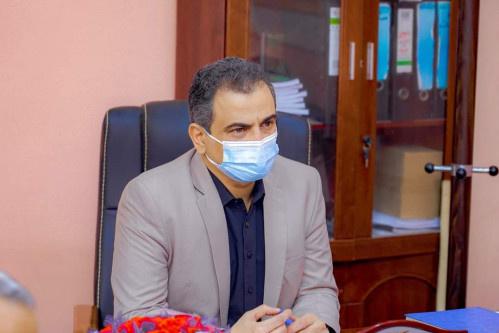 محافظ العاصمة عدن يوجه مكتب الصحة بمتابعة احتياجات مركز الأمل والرفع فيها بصورة عاجلة