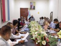 اللجنة الاقتصادية العُليا بالمجلس الانتقالي الجنوبي تقف أمام تقارير أنشطة لجانها التخصصية خلال شهر مارس