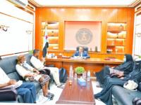 الدكتور الخُبجي يطّلع على نشاط المفوضية الجنوبية لمكافحة الفساد بأبين