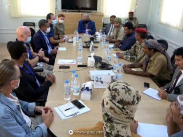الفريق الحكومي في لجنة اعادة الانتشار بالحديدة يرفض طلب اممي بعقد لقاء مشترك في عمان