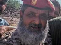 """قائد محور أبين """" جواس """" يعزي في وفاة اركان حرب اللواء11 صاعقة الفقيد العميد يسلم الشروب"""