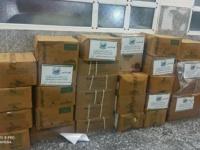 مؤسسة بن عوض النقيب الخيرية ترفد مستشفى يهر بمعدات لمجابهة كورونا