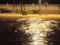 تقرير رسمي أولي عن الأضرار التي تعرضت لها مدينة تريم جراء هطول الأمطار وتدفق السيول