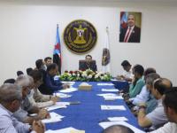 الأمانة العامة للمجلس الانتقالي تقف على مشكلة النزوح المستمر إلى العاصمة عدن وباقي محافظات الجنوب
