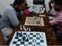 النصر يتوج ببطولة كرة الطائرة وشباب الحصن في الشطرنج بأحور