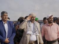 في جولة عيدية.. الرئيس القائد عيدروس الزُبيدي يزور معسكر اللواء التاسع صاعقة بالصبيحة
