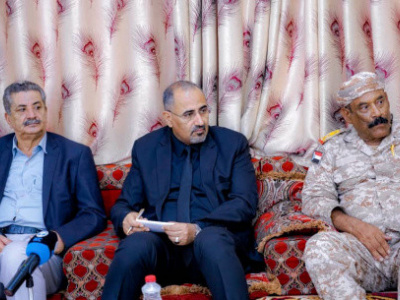 President Al-Zubaidi: Radfan is the cradle of revolution of South and its spark that burned invaders