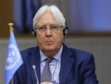 إحاطة المبعوث الخاص للأمين العام للأمم المتحدة إلى اليمن مارتن غريفيث أمام مجلس الأمن للأمم المتحدة