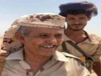 العميد ناصر السعدي يُعزي في وفاة الرئيس السابق للهيئة التنفيذية للقيادة المحلية بمحافظة أبين عبدالله الحوتري