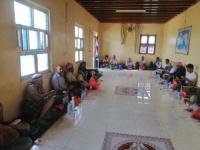 إشهار وتشكيل اللجنة المجتمعية منطقة رباط السنيدي  بيافع رصد