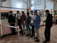 العميد صالح عاطف النائب الأول لمدير عام جوازات عدن :   ننجز 2800 معاملة يوميا