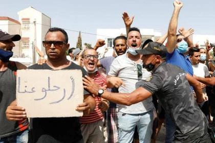 زلزال تونس يهز إخوان ليبيا.. ما تأثيراته على الجارة الشرقية؟