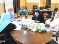 الجمحي : يبحث مع صندوق الأمم المتحدة للسكان مجالات التعاون المشترك وآلية تنفيذ المشاريع والبرامج الصحية