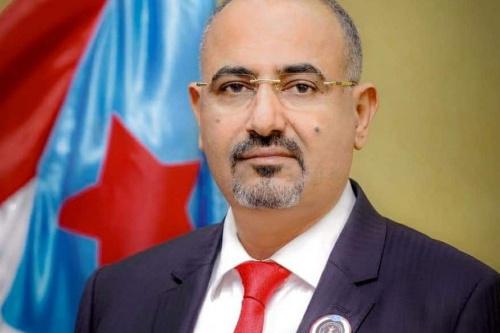 الرئيس الزُبيدي يُعزّي في وفاة الأمير علي بن محمد بن سعيد الواحدي