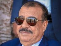 اللواء بن بريك يُعزّي عضو الجمعية أحمد رعفيت في وفاة والده