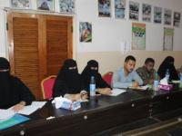 المنتدى الحواري 11 لمديرية صيرة يناقش واقع الشرطة النسائية وما تواجهه من تحديات