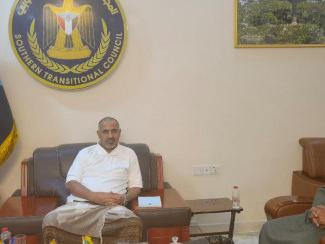الرئيس الزُبيدي يطّلع على مستجدات الأوضاع في أرخبيل سقطرى