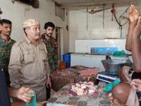 مدير عام المنصورة : تواصل أعمال حملة الرقابة وضبط أسعار اللحوم والأسماك بالمديرية